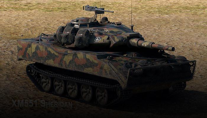 Прокачка ветки легких танков