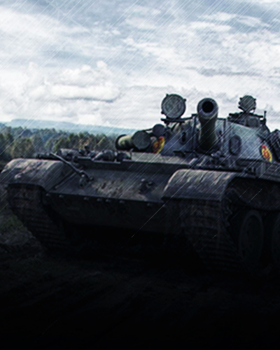 выполнение ЛБЗ T-55А